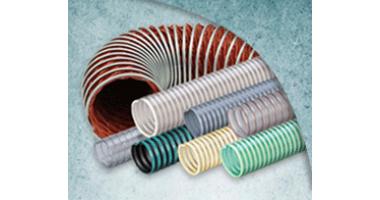 Гибкие вентиляционные воздуховоды в системах вентиляции и промышленных установках