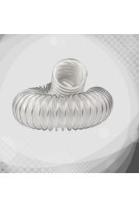 Вентиляційний гофрорукав с поліхлорвініла (ПХВ К3)
