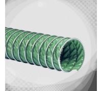 Вентиляційний термостійкий гофрорукав з нітрилу (К8)