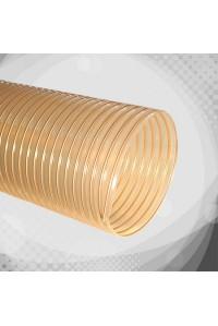 Шланг гофрований поліуретановий – стінка 2,1 мм (В4)