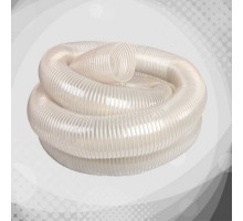 Воздуховод гибкий полиуретановый — стенка 0,9 мм (В6)