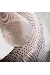 Шланг полиуретановый абразивостойкий - стенка 1,2 мм