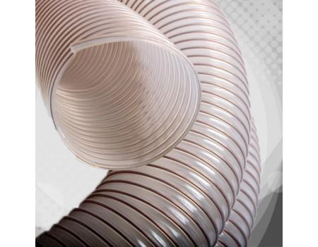 Поліуретановий абразивостійкий шланг  товщиною 1,2 мм